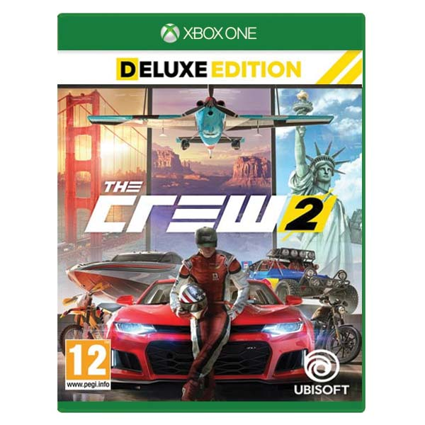 The Crew 2 (Deluxe Edition) XBOX ONE
