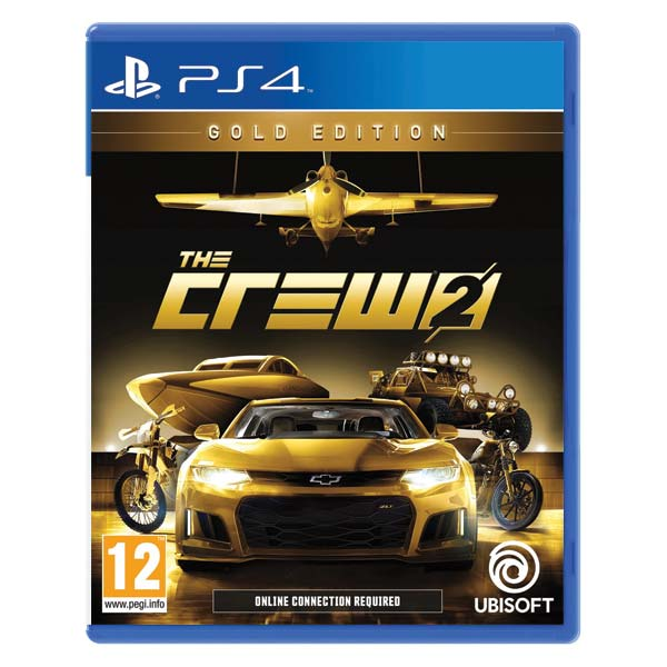 The Crew 2 (Gold Edition)