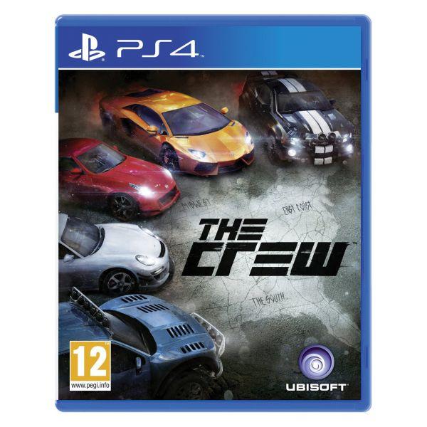 The Crew [PS4] - BAZÁR (použitý tovar)