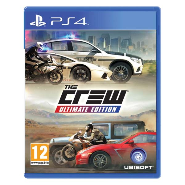 The Crew (Ultimate Edition) PS4