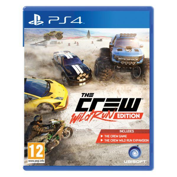 The Crew (Wild Run Edition) [PS4] - BAZÁR (použitý tovar)