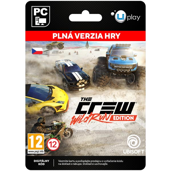 The Crew (Wild Run Edition) [Uplay]