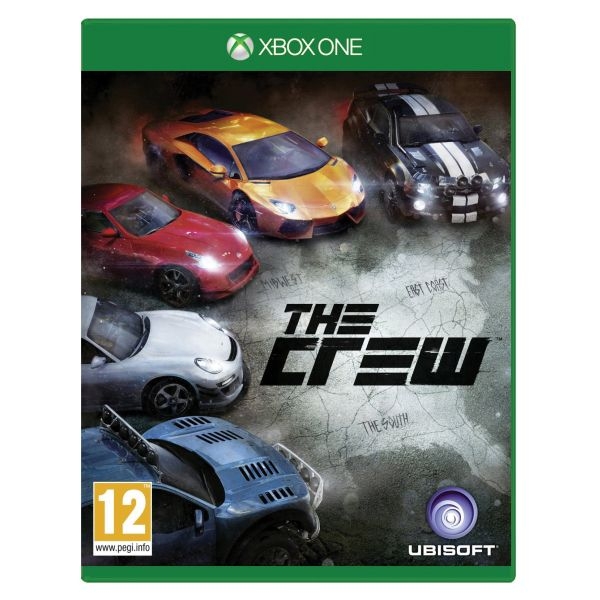 The Crew [XBOX ONE] - BAZÁR (použitý tovar)