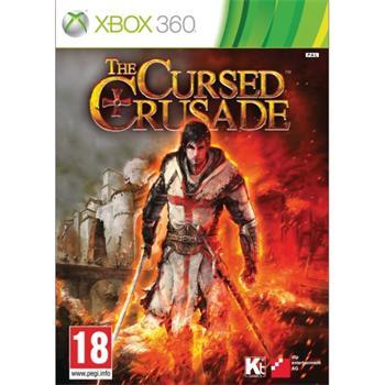 The Cursed Crusade [XBOX 360] - BAZÁR (použitý tovar)