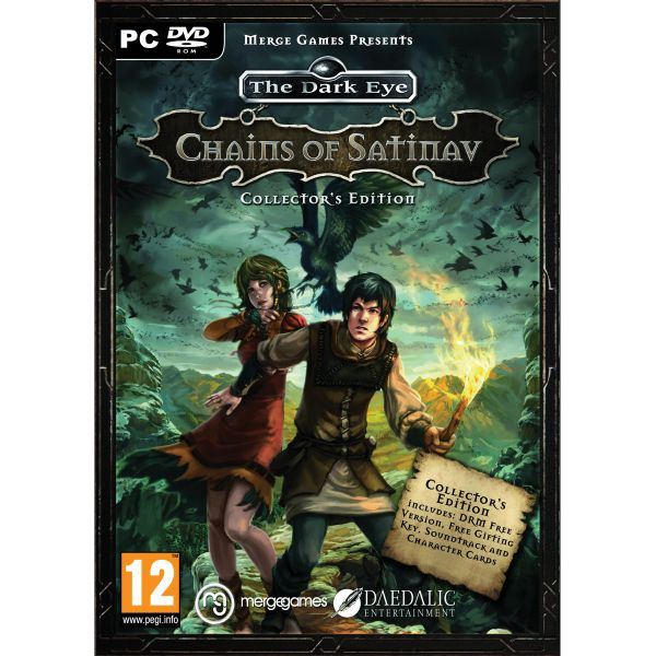The Dark Eye: Chains of Satinav (Collector's Edition)