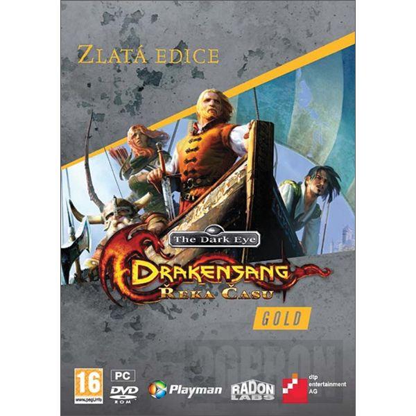 The Dark Eye: Drakensang Rieka času CZ (Zlatá edícia)