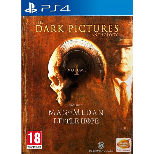 The Dark Pictures Anthology: Volume 1 (Man of Medan & Little Hope Limited Edition)