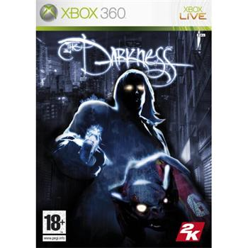 The Darkness- XBOX 360- BAZ�R (pou�it� tovar)