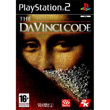 The DaVinci Code-PS2 - BAZ�R (pou�it� tovar)