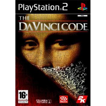 The DaVinci Code-PS2 - BAZÁR (použitý tovar)