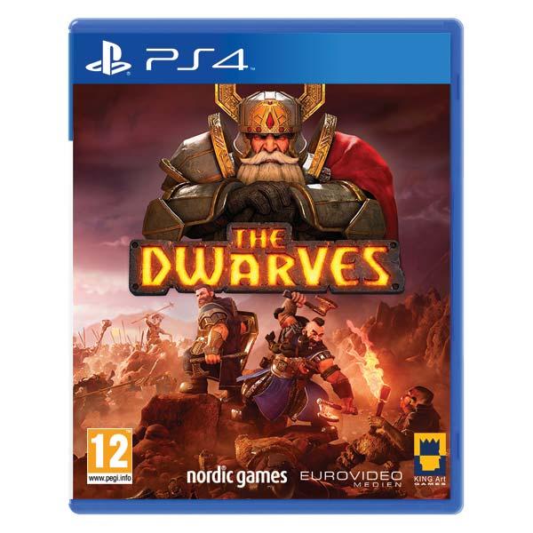The Dwarves [PS4] - BAZÁR (použitý tovar)