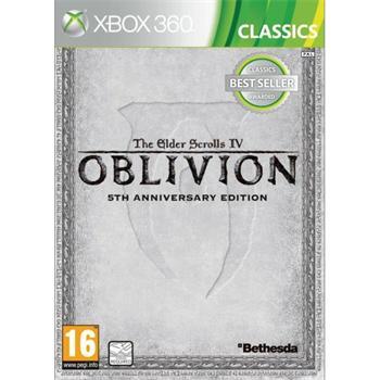 The Elder Scrolls 4: Oblivion (5th Anniversary Edition) [XBOX 360] - BAZÁR (použitý tovar)