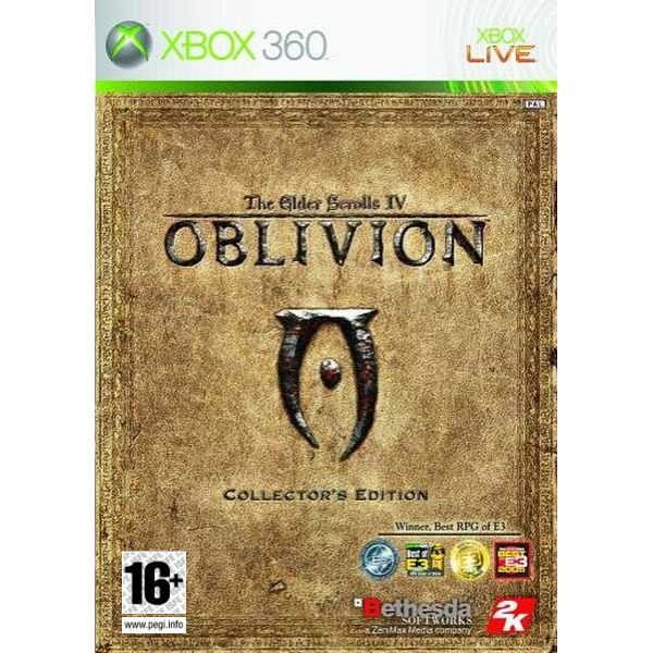 The Elder Scrolls 4: Oblivion (Collector's Edition)