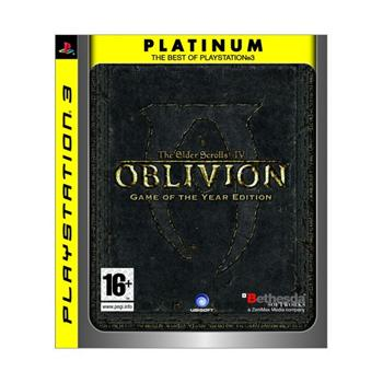 The Elder Scrolls 4: Oblivion (Game of the Year Edition) [PS3] - BAZ�R (pou�it� tovar)