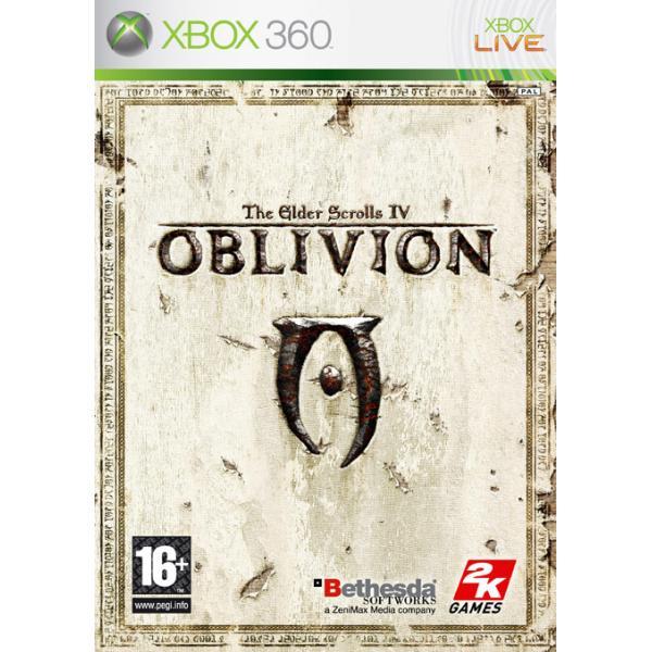 The Elder Scrolls 4: Oblivion XBOX 360