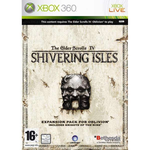 The Elder Scrolls 4: Shivering Isles XBOX 360