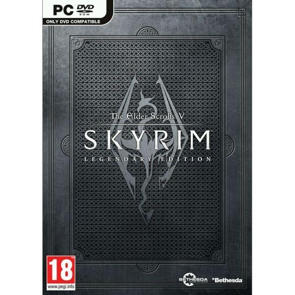 The Elder Scrolls 5: Skyrim (Legendary Edition)