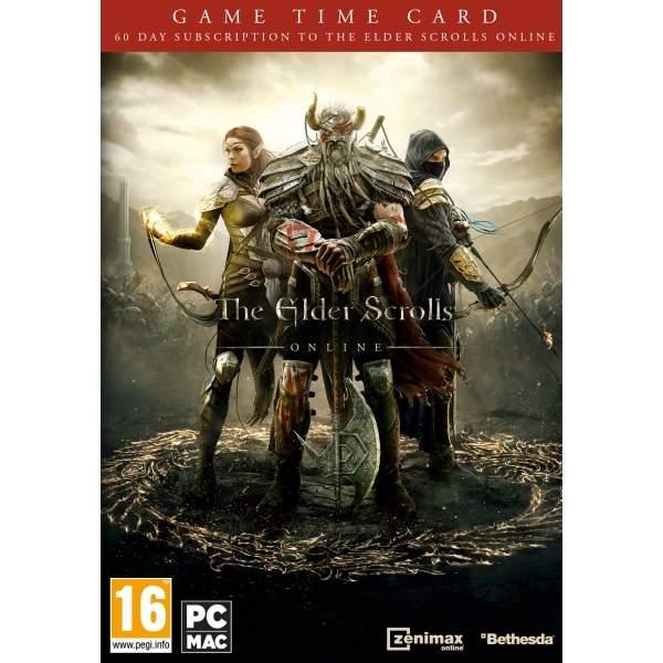The Elder Scrolls Online Game Time Kupón