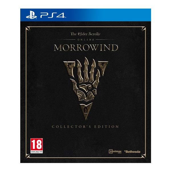 The Elder Scrolls Online: Morrowind (Collector's Edition)