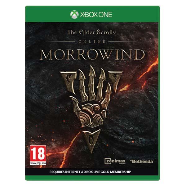 The Elder Scrolls Online: Morrowind [XBOX ONE] - BAZÁR (použitý tovar)