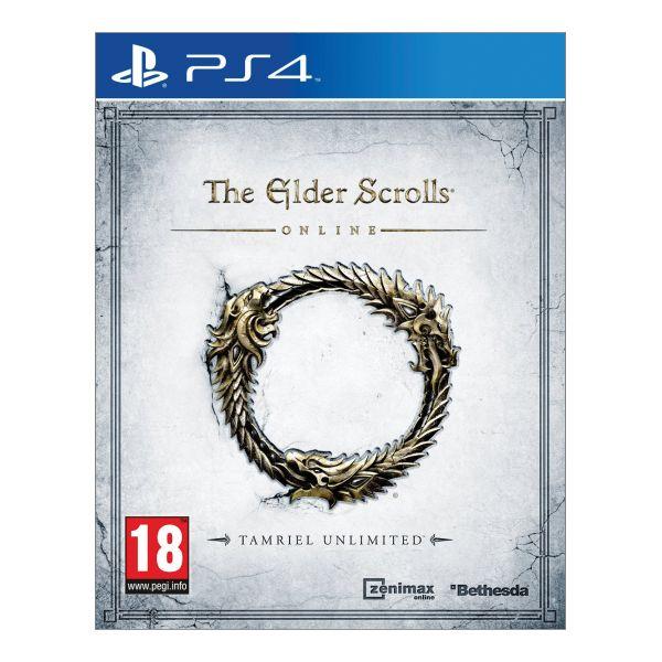 The Elder Scrolls Online: Tamriel Unlimited [PS4] - BAZÁR (použitý tovar)