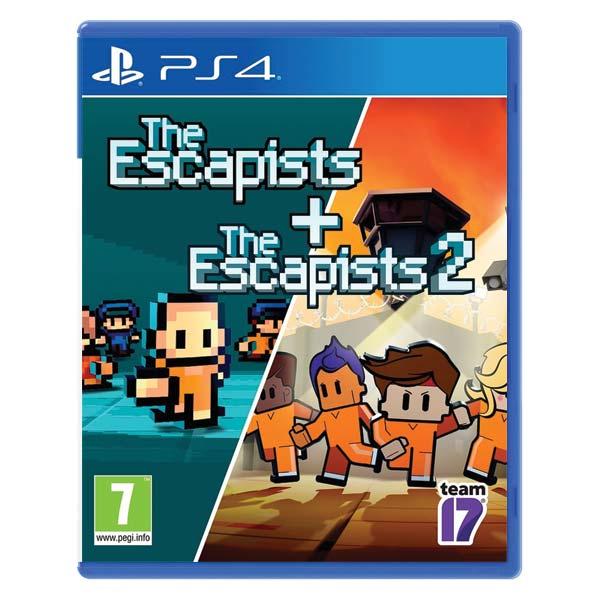 The Escapists + The Escapists 2 (Double Pack) PS4