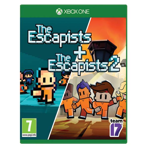The Escapists + The Escapists 2 (Double Pack) XBOX ONE