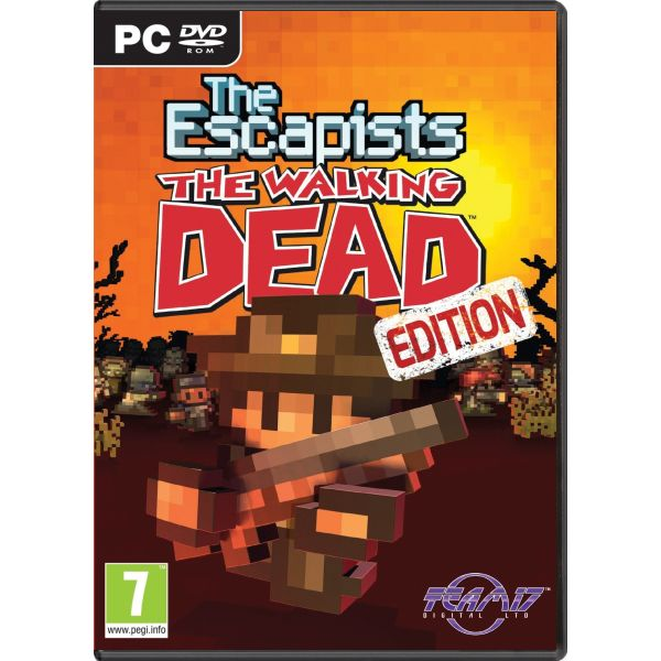 The Escapists (The Walking Dead Edition) PC