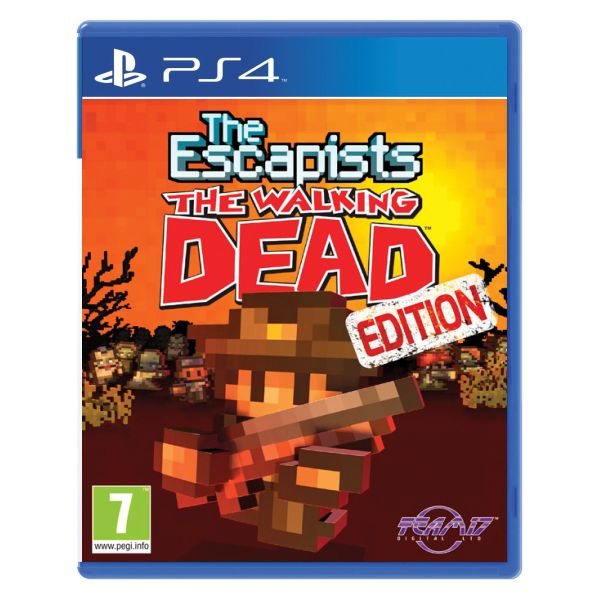 The Escapists (The Walking Dead Edition) PS4