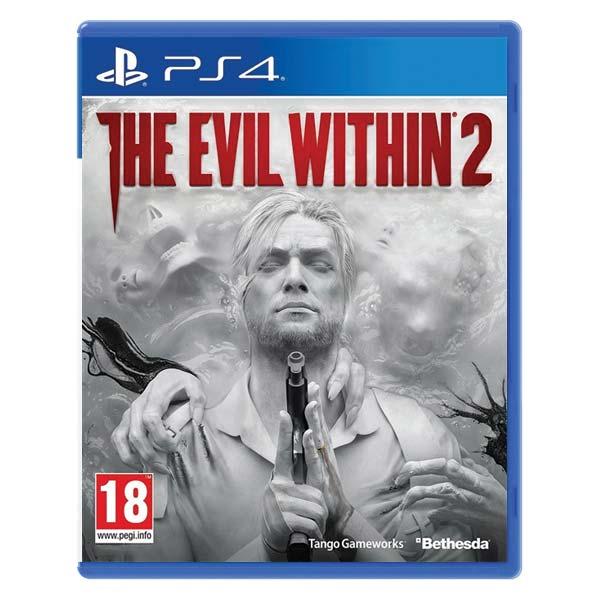 The Evil Within 2 [PS4] - BAZÁR (použitý tovar)