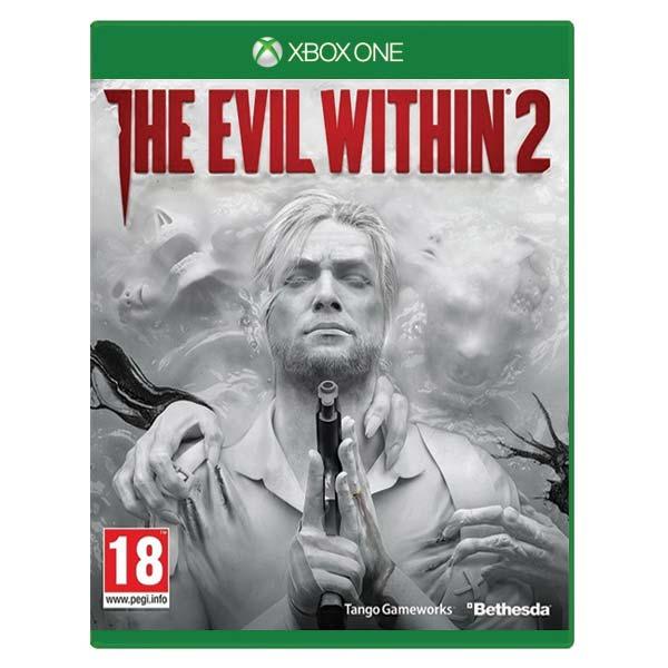 The Evil Within 2 [XBOX ONE] - BAZÁR (použitý tovar)