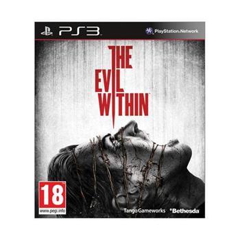 The Evil Within [PS3] - BAZÁR (použitý tovar)