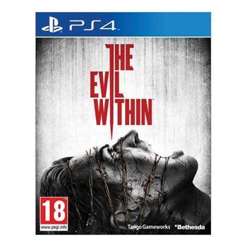 The Evil Within [PS4] - BAZÁR (použitý tovar)