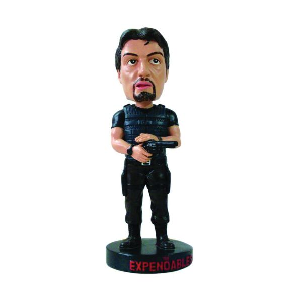 The Expendables Barney Ross Bobble-Head