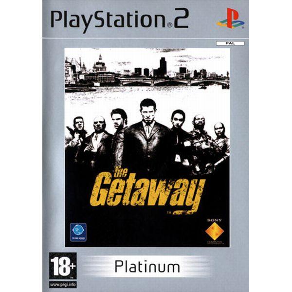 The Getaway [PS2] - BAZÁR (použitý tovar)