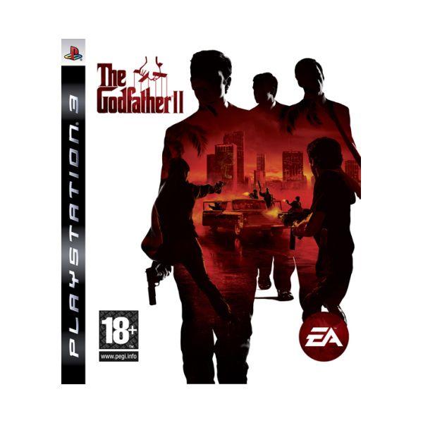 The Godfather 2-PS3 - BAZÁR (použitý tovar)
