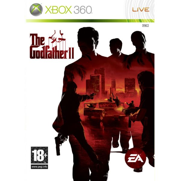 The Godfather 2 XBOX 360