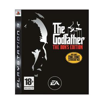 The Godfather (The Don's Edition) [PS3] - BAZÁR (použitý tovar)