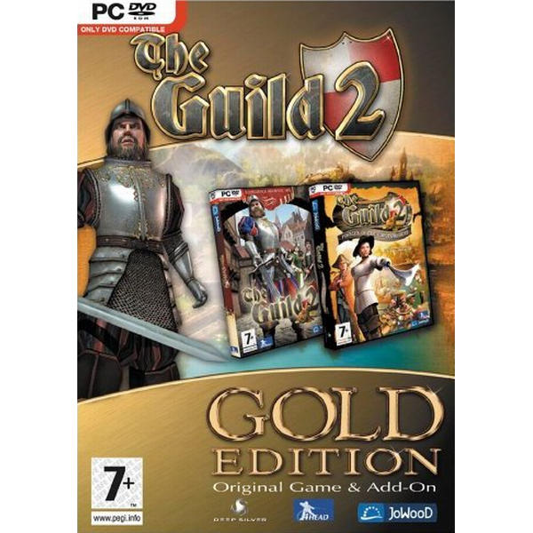 The Guild 2 (Gold Edition)