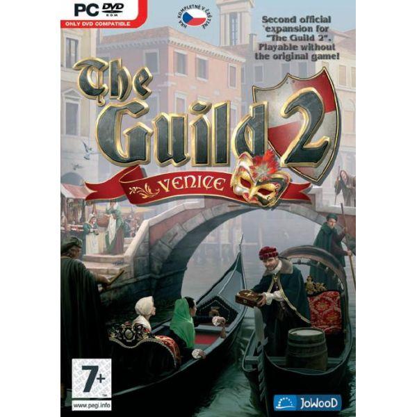 The Guild 2: Venice CZ PC
