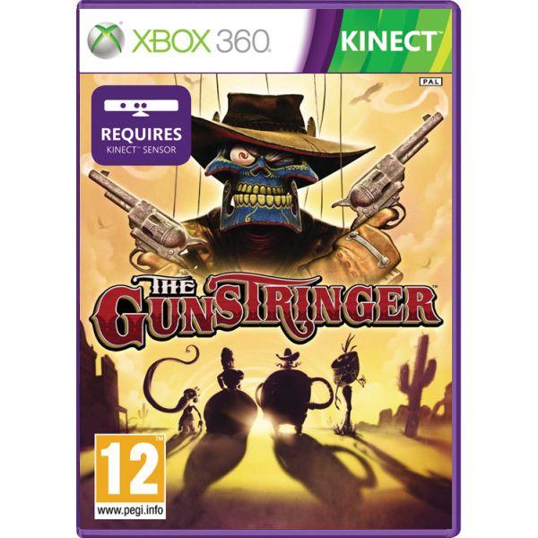 The Gunstringer [XBOX 360] - BAZÁR (použitý tovar)