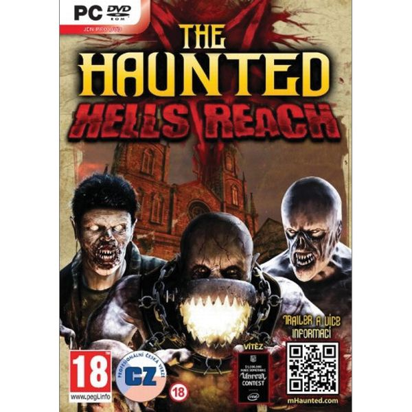 The Haunted: Hell's Reach CZ