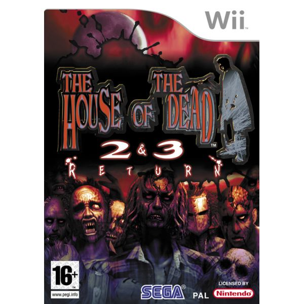 The House of the Dead 2 & 3: Return Wii