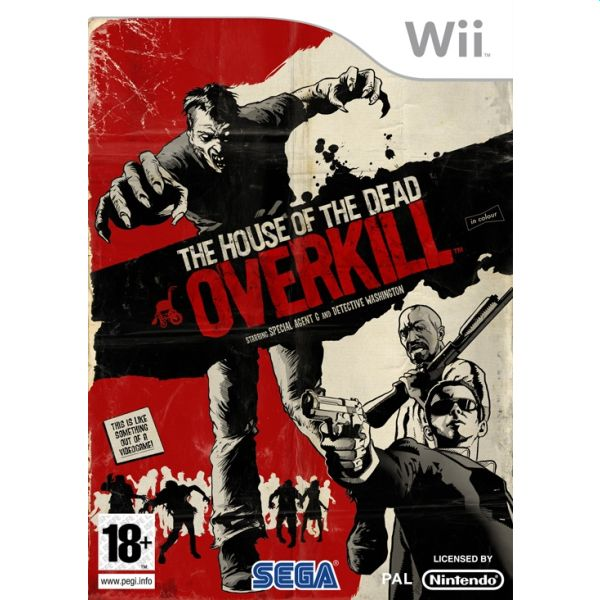 The House of the Dead: Overkill Wii