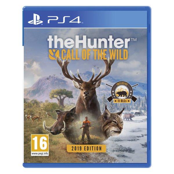The Hunter: Call of the Wild (2019 Edition) [PS4] - BAZÁR (použitý tovar)