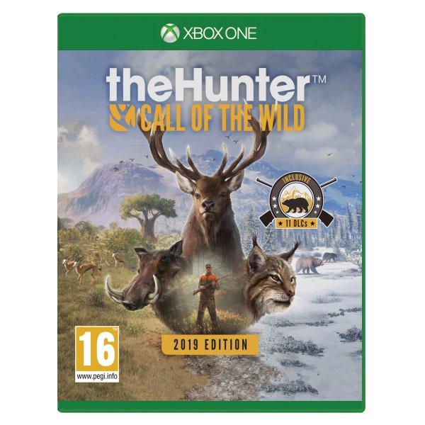 The Hunter: Call of the Wild (2019 Edition) [XBOX ONE] - BAZÁR (použitý tovar)