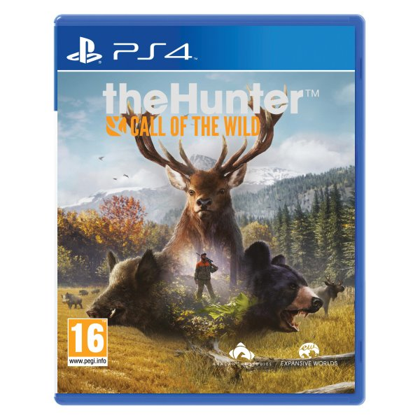 theHunter: Call of the Wild [PS4] - BAZÁR (použitý tovar)
