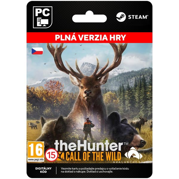 The Hunter: Call of the Wild [Steam]