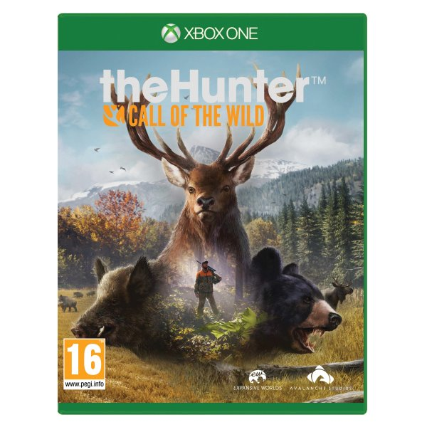 theHunter: Call of the Wild XBOX ONE