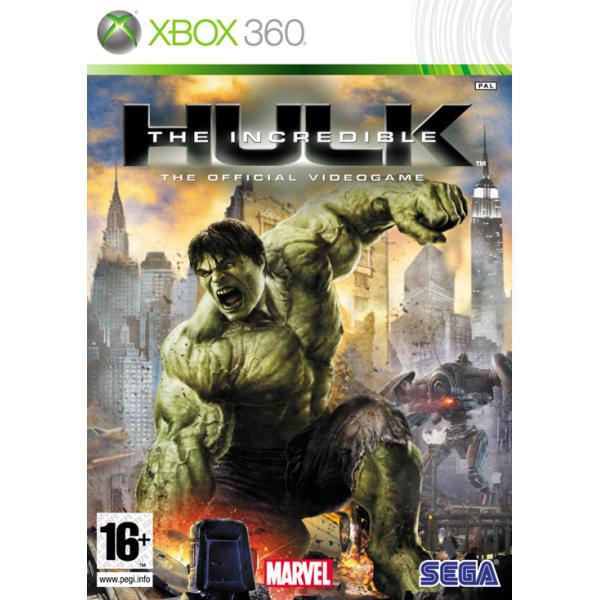The Incredible Hulk XBOX 360